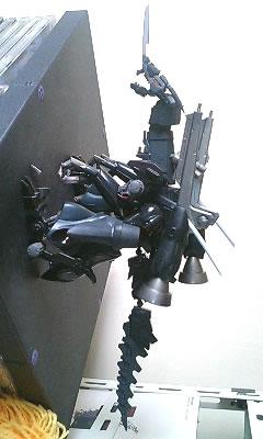 ゾディアック追加武装側面