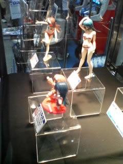 """立石商店ガレージキット「コトナ 2006夏ver.」「レ・ミィ 2006夏ver.」「レ・ミィ×コトナ""""にとうしん""""」12<br />"""