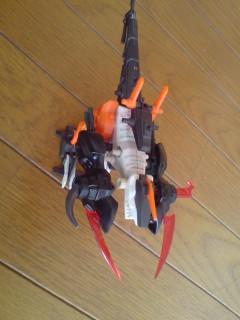 スナイプマスター格闘戦用試作実験機 3