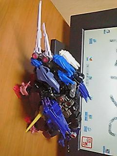 ワイドライナー(クロサイ型ゾイド) 写真3