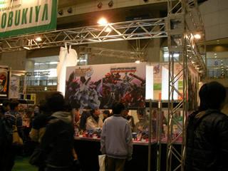 ワンダーフェスティバル2010 [冬] コトブキヤブース ゾイド